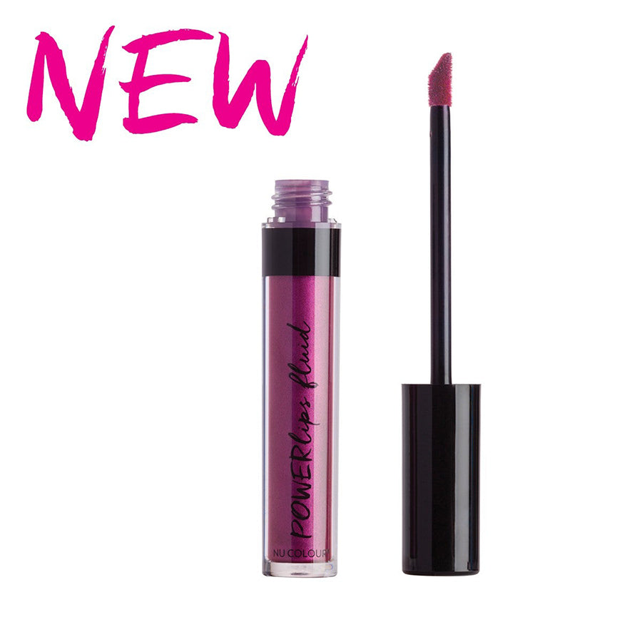 Nu Colour POWERlips Fluid Metallic Noble - Nu-Skin