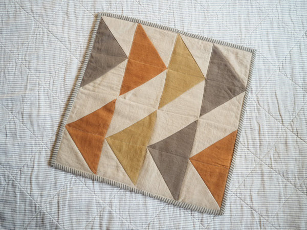 Flying Geese Mini Quilts- Assorted