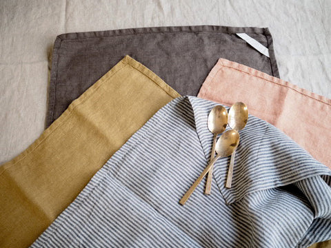 Linen Hand/ Tea Towel