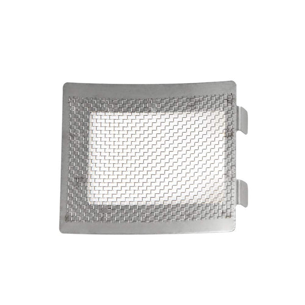 Mydracas Stainless Steel MESH Screen Fit for Small & Mini Big Green Egg Draft Door Metal MESH Panel Easy Kamado Grill Replacement Parts Original Screen Outdoor Accessories Spot Welding for S&Mini - mydracas