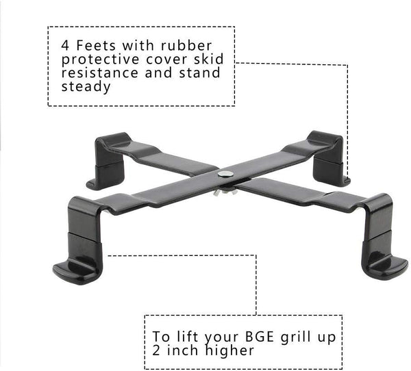 Grill Stand for Big Green Egg