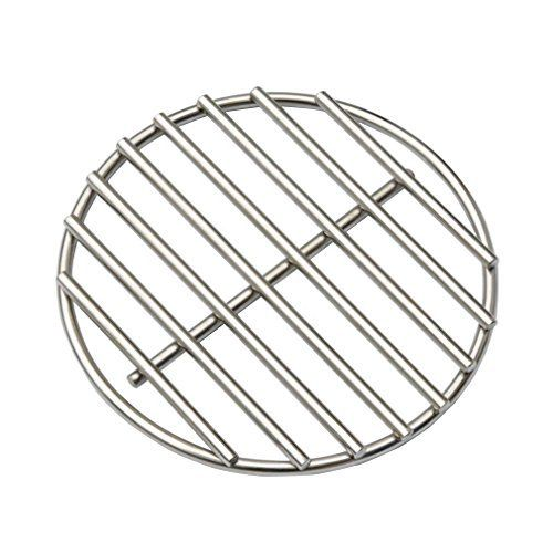 Dracarys BBQ High Heat Stainless Steel Charcoal Fire Grate Fits For Mini Big Green Egg-5.5 inch - mydracas