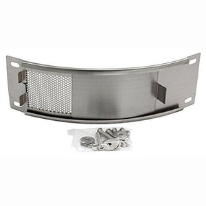 Dracarys BBQ Stainless Draft Door Fits For Medium & Large Big Green Egg Grill Kamado - mydracas