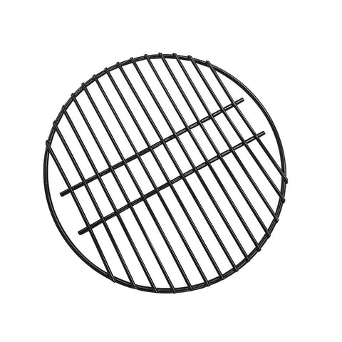 "Dracarys BBQ 10"" Cast Iron Porcelain Coated Cooking Grid Grate Fit for Big Green Egg - mydracas"