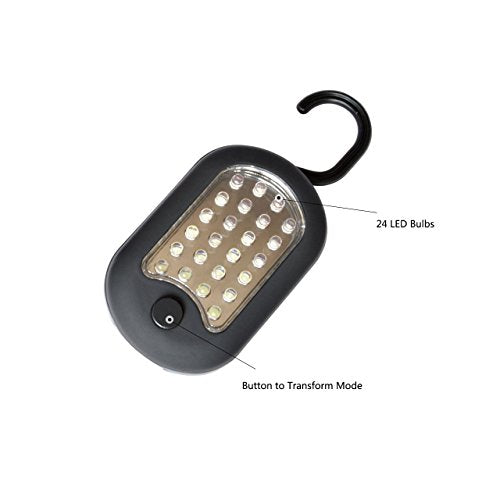 Dracarys BBQ Grill LED Light Fits for Big Green Egg and all kj grills (Right light) - mydracas