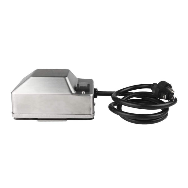 Dracarys Grill Electric  Stainless Steel Rotisserie Motor Switch - mydracas