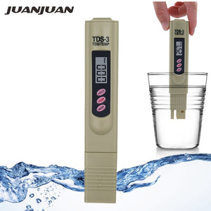 Portable Pen TDS Tester Digital Water Meter Filter Measuring Water Quality Purity TDS Measurement Tool 42% off