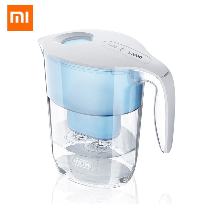 Original Xiaomi Super Filter Kettle Ultra Violet Disinfection Seven Heavy Multi Effect Filters