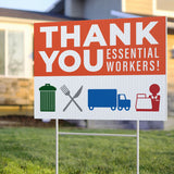 Appreciation Yard Signs