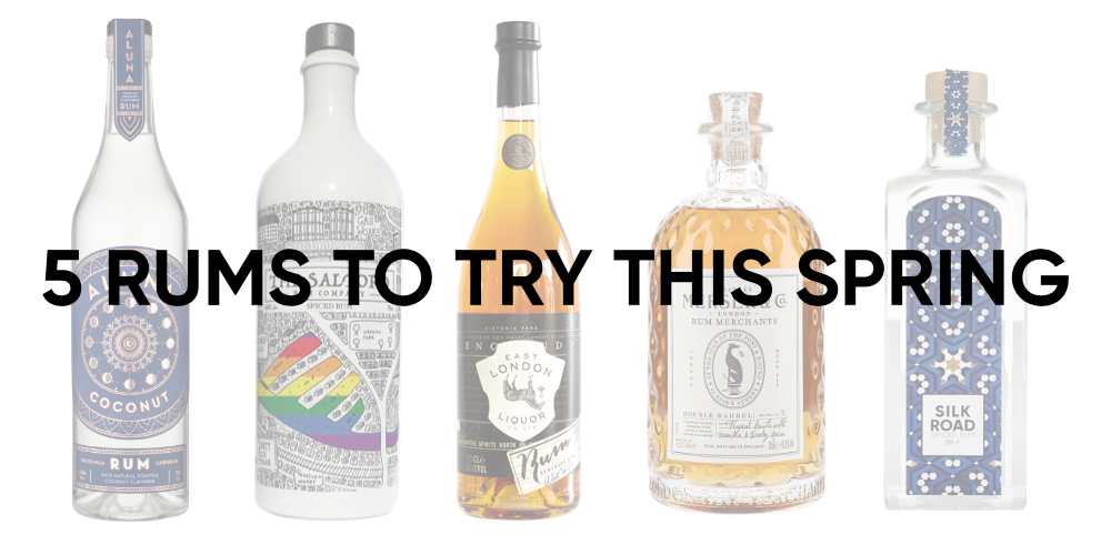 5 rums to try this spring