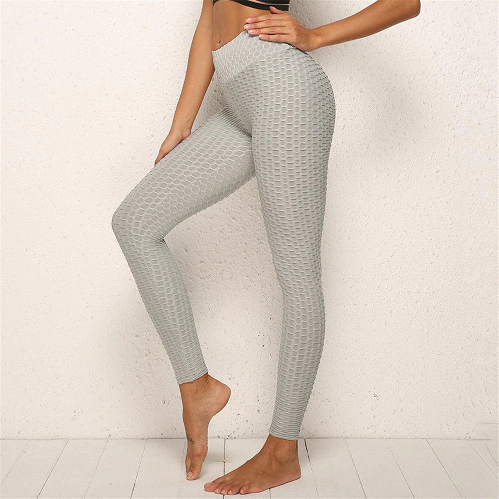 Legging Anti-Cellulite - Gris