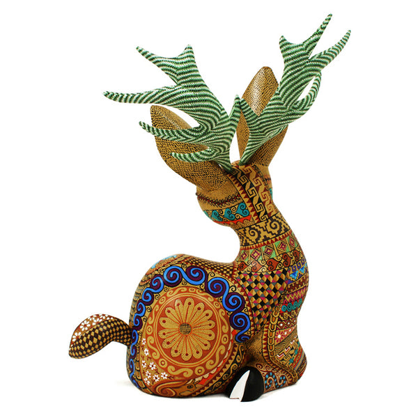 Bertha Cruz: Beautiful Moon Deer