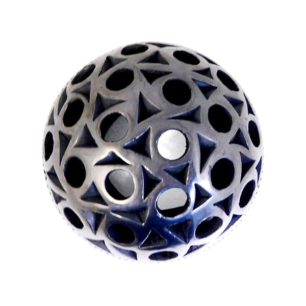 Barro Negro: Tea-light Sphere