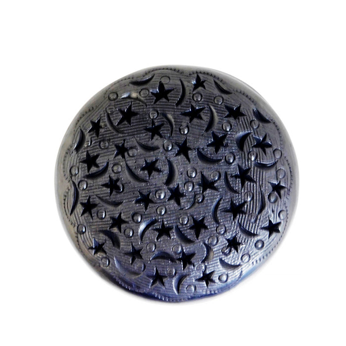 Barro Negro: Moon and Stars Jewelry Box