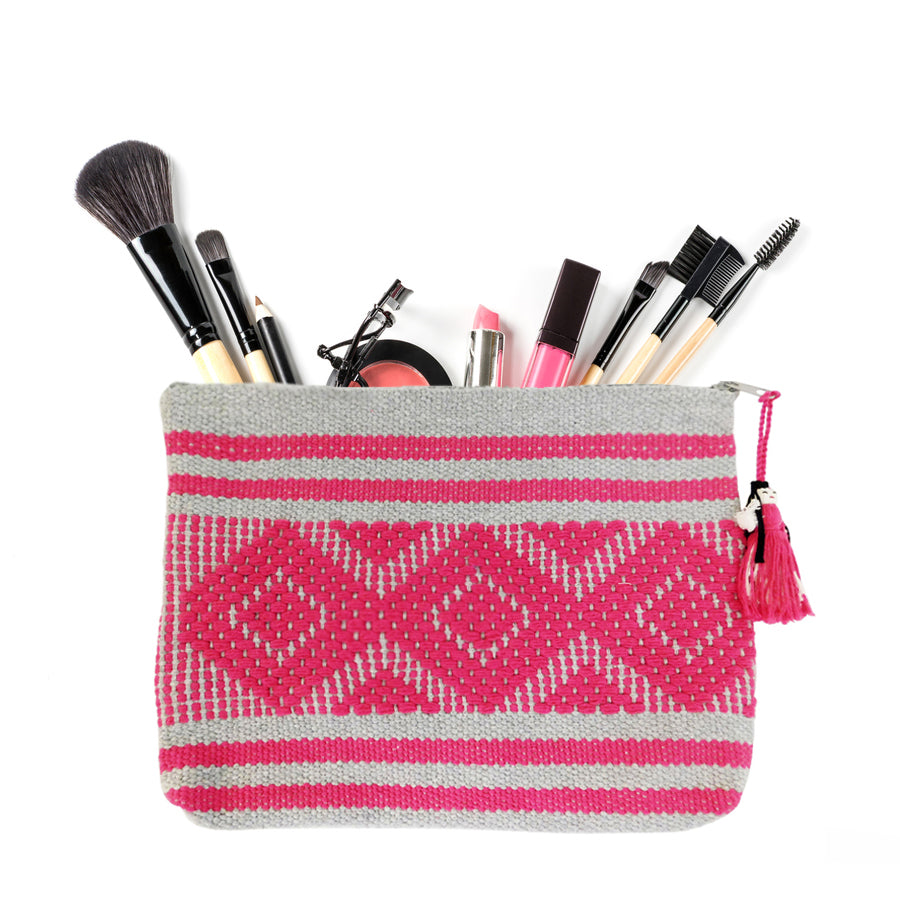 Makeup Bag Jalieza  Fuchsia