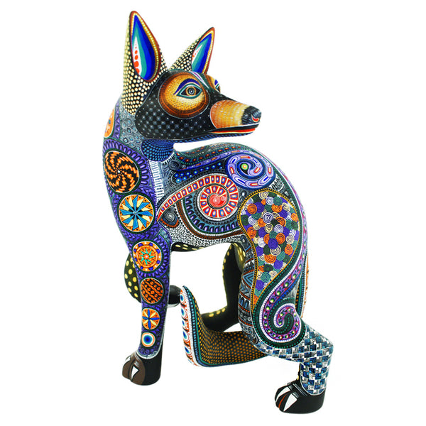 Manuel Cruz: Spectacular Mandala Dog
