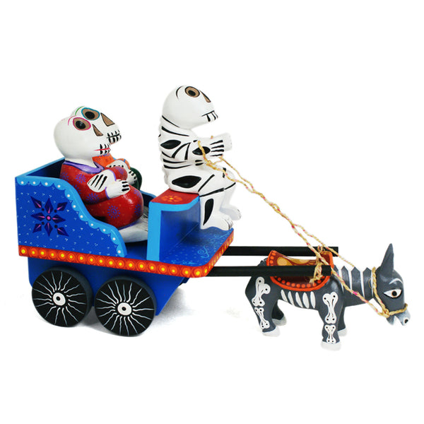 Marcelo Vidales: Skeletons Cart