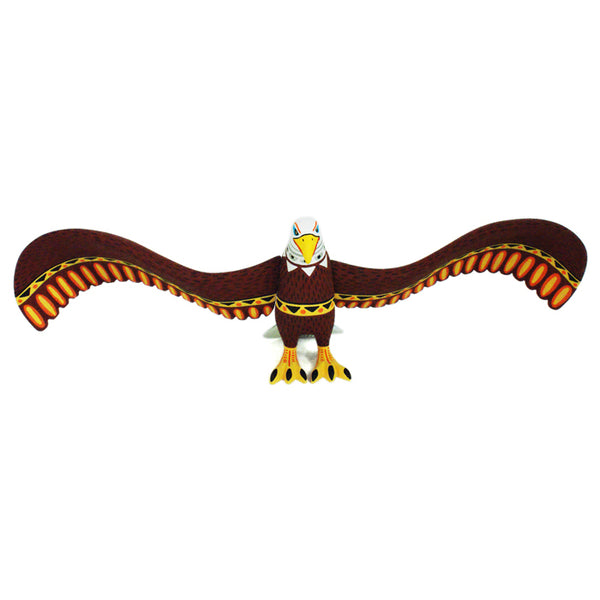 Luis Pablo: Bald Eagle