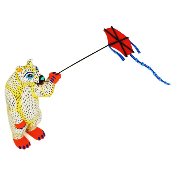 Luis Pablo: Amazing Bear with Kite