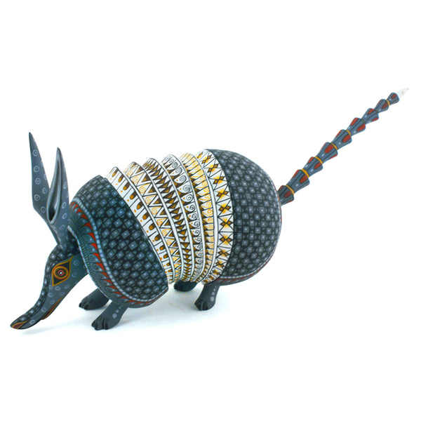 Jacobo & Maria Angeles:  Little Armadillo