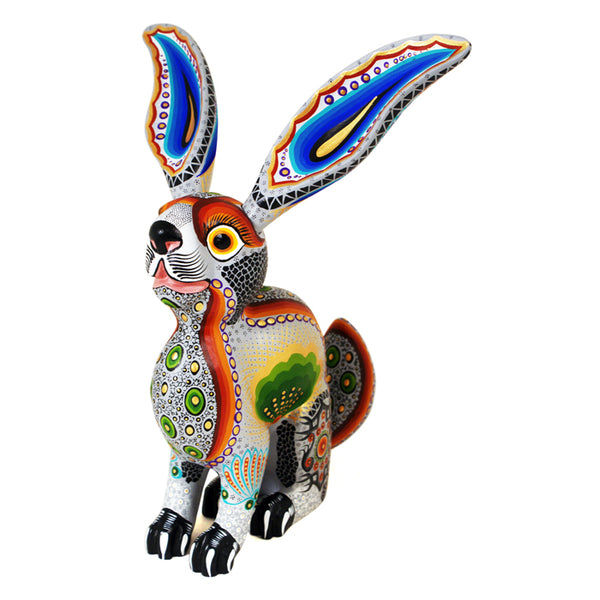 Luis Sosa:Long Eared Silver Rabbit