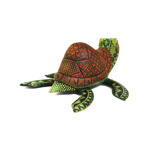 Nestor Melchor: Little Turtle