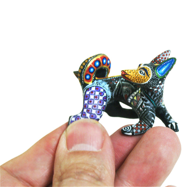 Manuel Cruz: Micro Miniature Fox