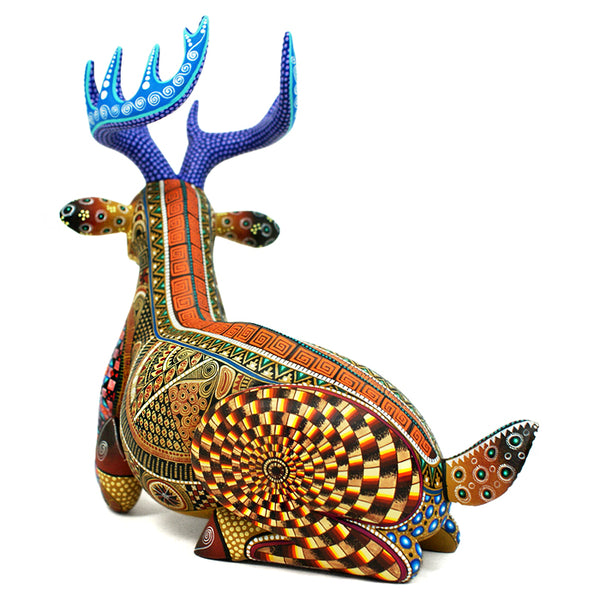 Manuel Cruz: Exquisite Zapotec Deer