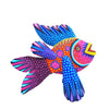 Rubi Fuentes & Efrain Broa: Colorful Fish