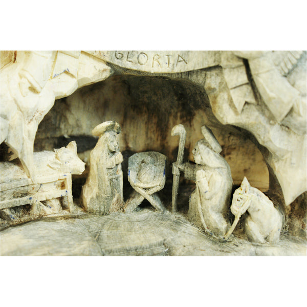 Gaspar Calvo Fabian: Award Winning Nativity Scene