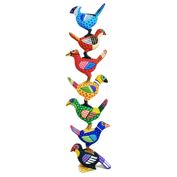 Luis Pablo: Amazing One-Piece Birds Tower
