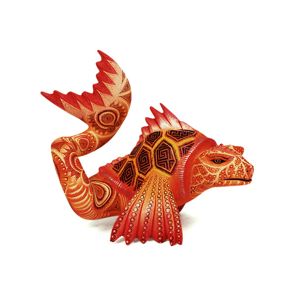 Rocio Fabian:  Fantastic Animals Series. Turtle-Fish