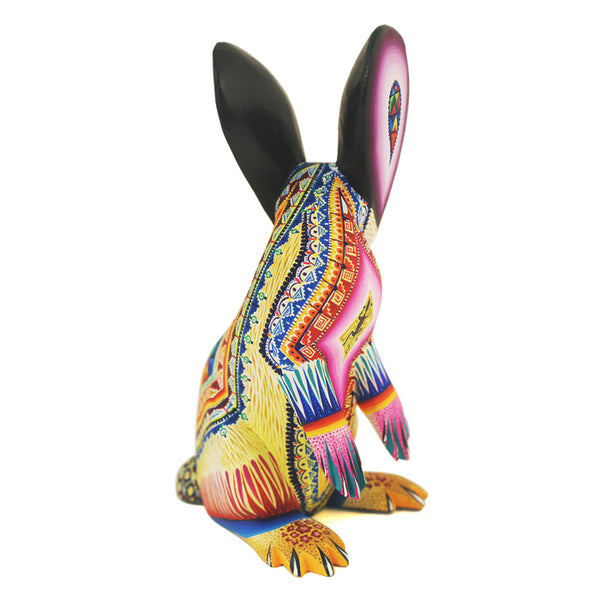 Magaly Fuentes: Rabbit