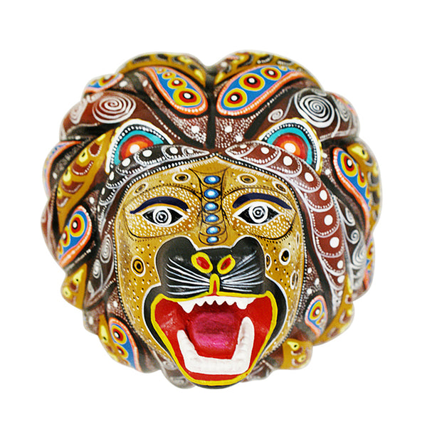 Manuel Cruz: Lion Mask