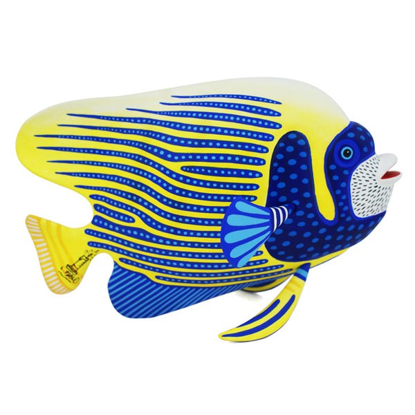 Luis Pablo: Angelfish