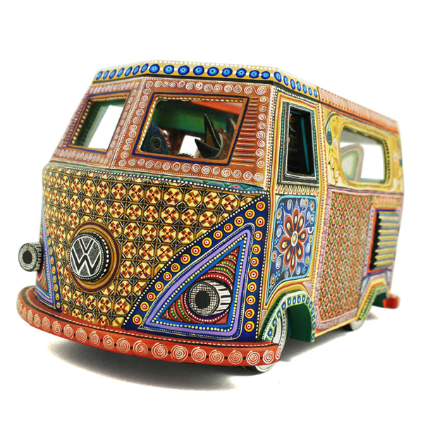 Manuel Cruz: VW Kombi Masterpiece