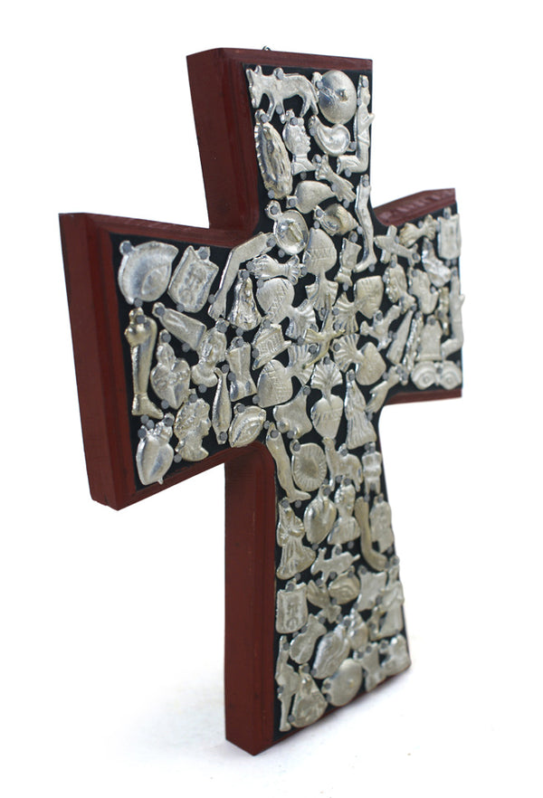 Milagros Wood Cross
