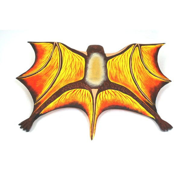 Eleazar Morales: Hanging Bat