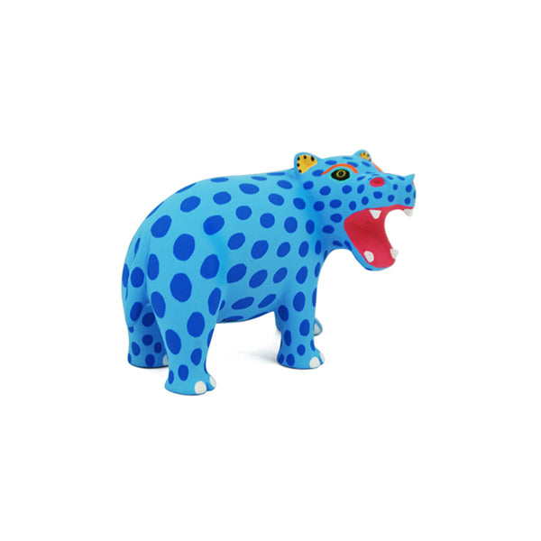 Luis Pablo: Little Blue Hippo
