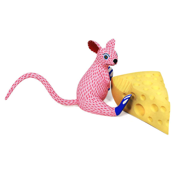 Luis Pablo: Mouse with  Swiss Cheese