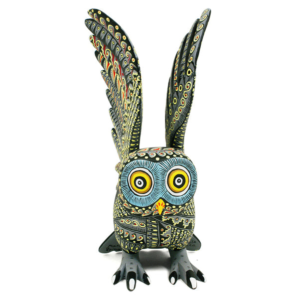 Mario Castellanos: Contemporary Owl