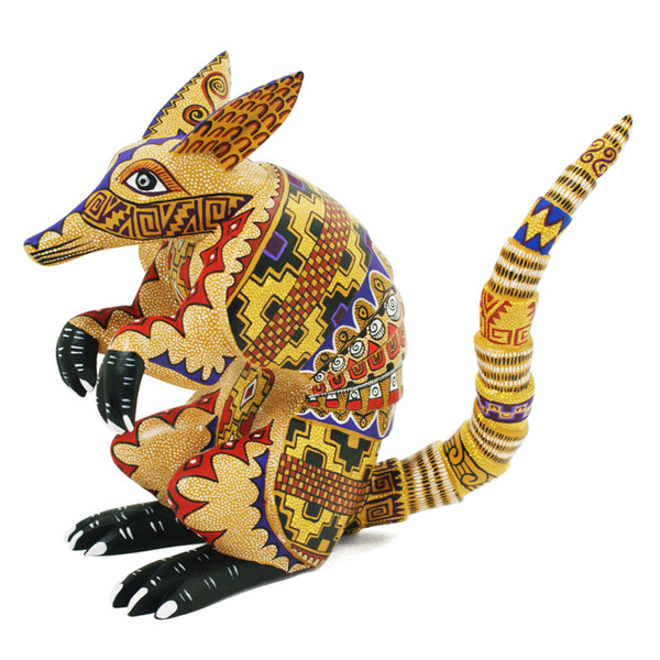 Bertha Cruz: Zapotec Armadillo