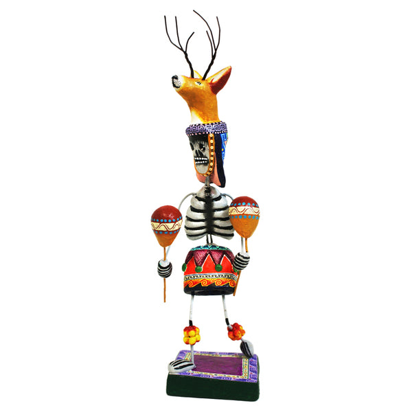 Saul Montesinos: Deer Dancer