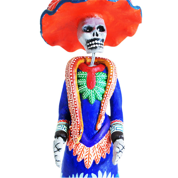 Saul Montesinos: Catrina with her Boa