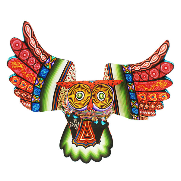 Jose Calvo & Magaly Fuentes: Flying Owl