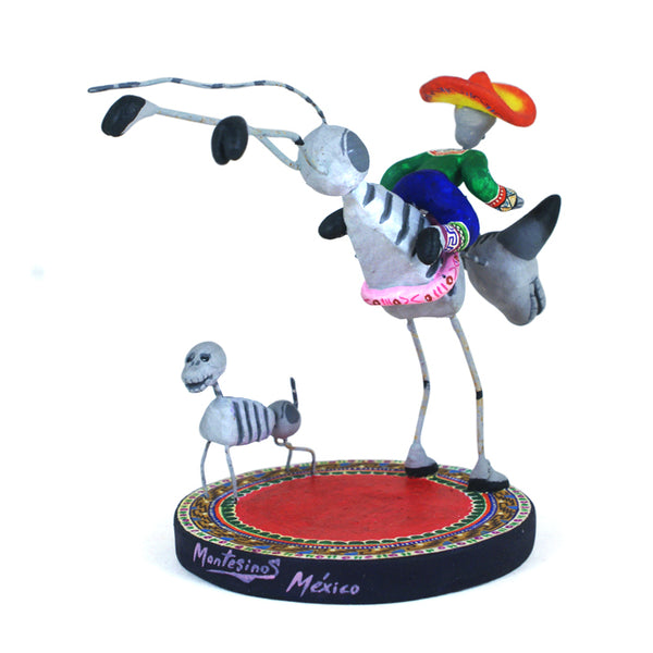 Saul Montesinos: Rodeo Rider Ceramic