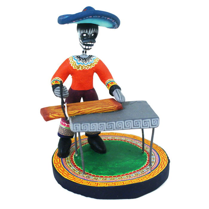 Saul Montesinos: Carpenter Skeleton