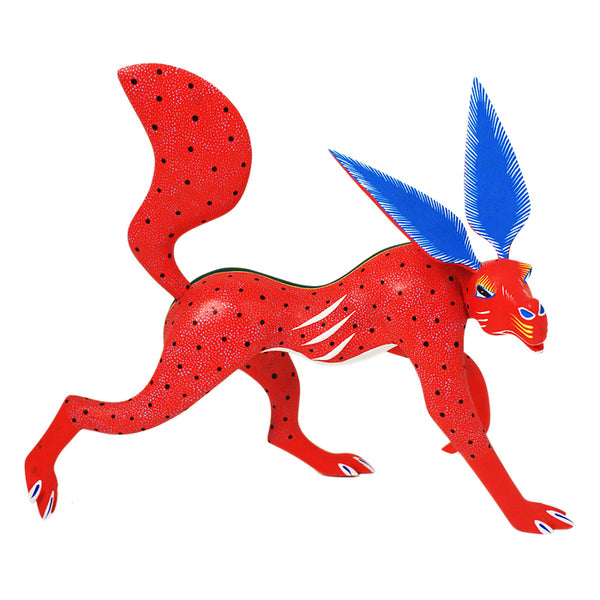Catarino Carrillo: Red Fox
