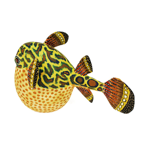 Eleazar Morales: Pufferfish