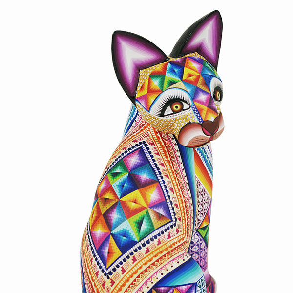 Jose Calvo & Magaly Fuentes: Jeweled Cat